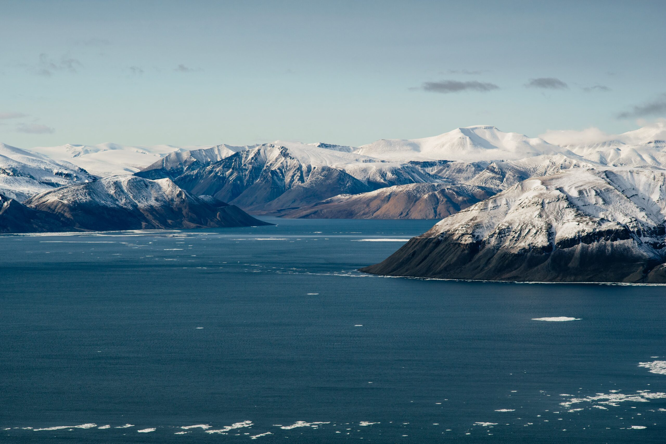 Arctic Island Canada