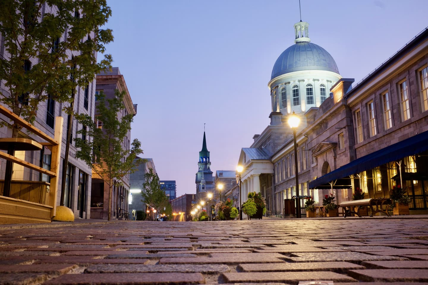 Montreal Old City Canada
